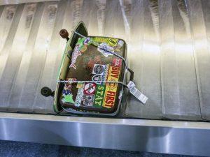 Faire sa valise