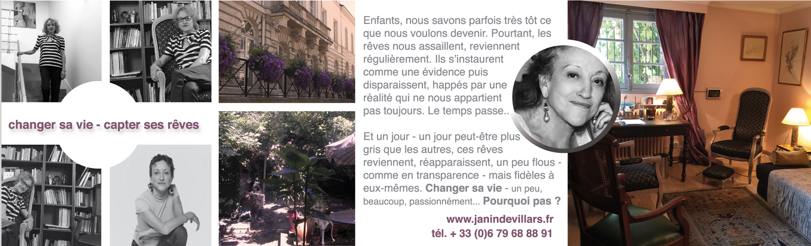 Luce Janin Devillars – Psychologue et Coach