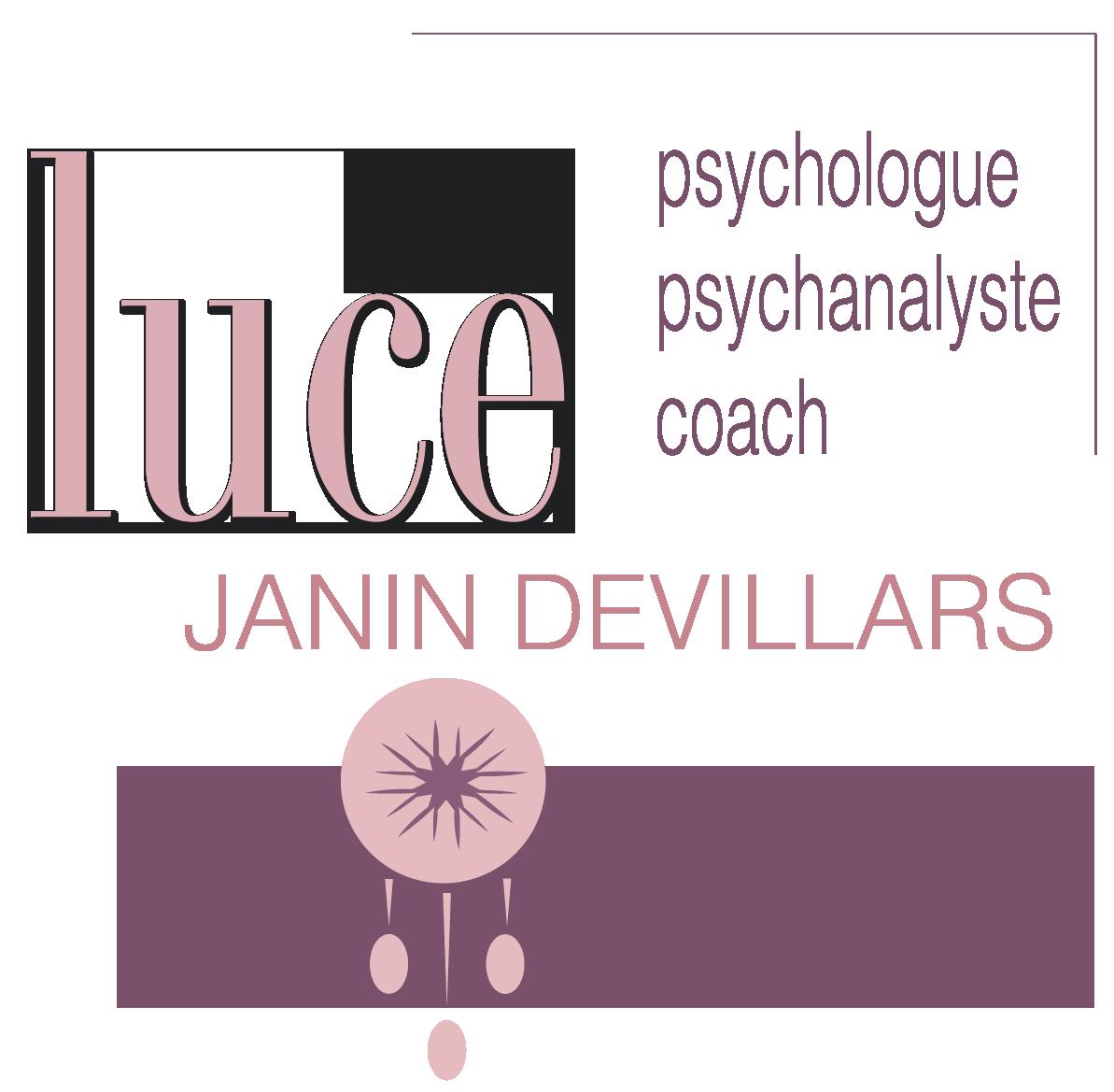 Luce Janin Devillars – Psychologue Psychanalyste Psychothérapeute Coach Formatrice